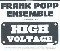 Frank Popp Ensemble High Voltage
