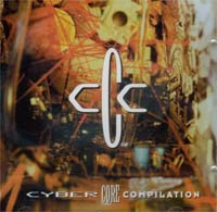 Various Artists / Sampler Cyber Core Compilation CD 112260