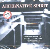 Various Artists / Sampler Alternative Spirit CD 116317
