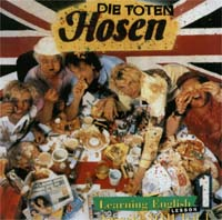 Toten Hosen Learning English Lesson One CD 116895