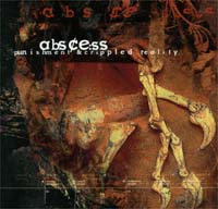 Abscess Punishment & Crippled Reality CD 117120