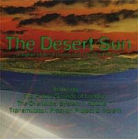 Various Artists / Sampler Desert Sun - A Higher State CD 120329