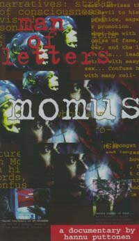 Momus Man Of Letters VIDEO 123200
