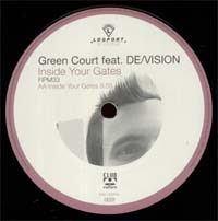Green Court feat. De/Vision Take 1 12'' 128859