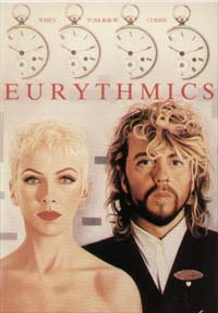 Eurythmics Eurythmics CARD 136158