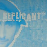 Replicant feat. Glenn Gregory Xposure 12'' 136766