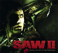 Various Artists / Sampler Saw 2 (Soundtrack) CD 142010