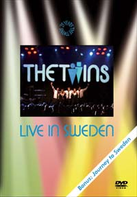 Twins Live In Sweden DVD 142825