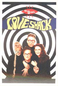 B-52's Love Shack CARD 143969