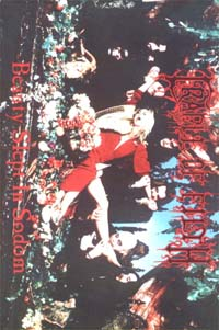 Cradle Of Filth Beauty Slept In Sodom CARD 144023
