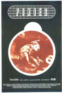 Pixies Doolittle Monkey CARD 144319