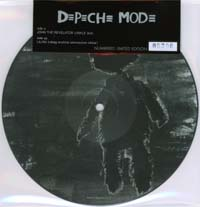 Depeche Mode John The Revelator / Lilian (6) 7'' 144395