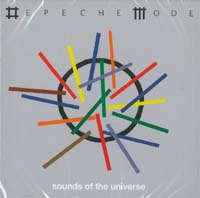 Depeche Mode Sounds Of The Universe CD 154801