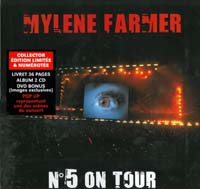 Farmer, Mylene N 5 On Tour - Collector 3CD 157345