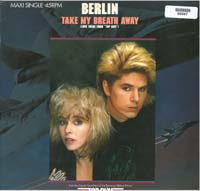 Berlin Take My Breath Away 12'' 560047