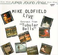 Oldfield, Mike Live - Extract from Tubular Bells 12'' 560131