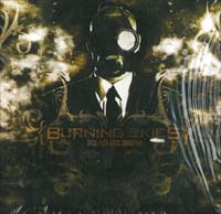 Burning Skies Greed Filth - Promo CD 560549