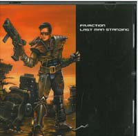 Fr/Action Last Man Standing CD 561799