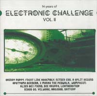 Various Artists / Sampler 14 Years Of Electronic Challenge 2 CD 564495