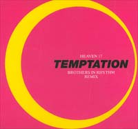 Heaven 17 Temptation (Brothers In Rhythm Remix) MCD 564518