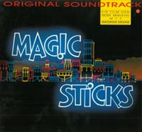 Kranz, George Magic Sticks LP 565108
