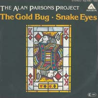 Alan Parsons Project Gold Bug / Snake Eyes 7'' 565987