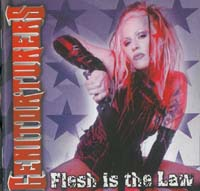 Genitortures Flesh Is The Law CD 567019
