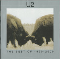 U2 Best Of 1990-2000 CD 567992