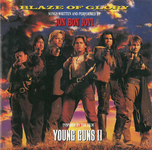 Original Soundtrack (O.S.T.) Blaze Of Glory CD 568901