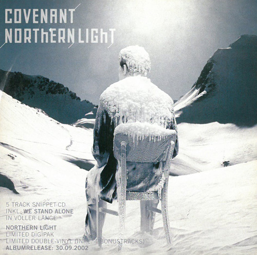Covenant Northern Light - Sonic Seducer MCD 568905