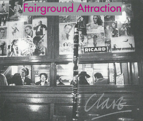 Fairground Attraction Clare MCD 569309