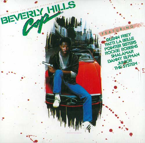 Original Soundtrack (O.S.T.) Beverly Hills Cop CD 569488