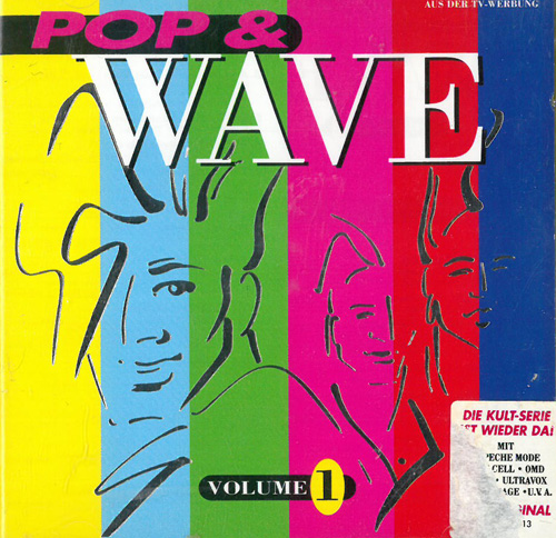 Various Artists / Sampler Pop & Wave Vol. 1 2CD 569530