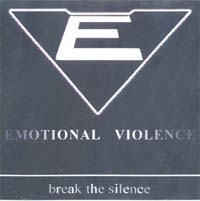 Emotional Violence Break The Silence CDR 570363