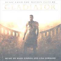 Original Soundtrack (O.S.T.) OST - Gladiator (Lisa Gerrard/Hans Zimmer) CD 570997