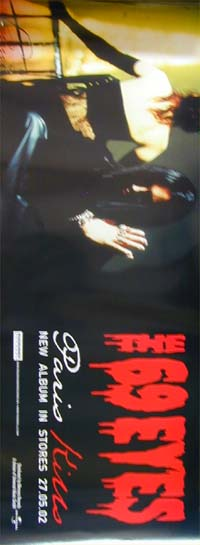 69 Eyes Paris Kills - Promo - Banner POSTER 572190