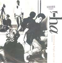 A-HA Hunting High And Low 7'' 572441