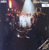 Abba Super Trouper LP 574026