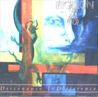 Fiction 8 Dissonance In Difference CD 574803