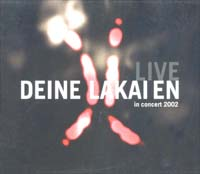 Deine Lakaien Live In Concert (White Lies 2003) 2CD 575333