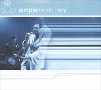 Simple Minds Cry - 1 MCD 575379