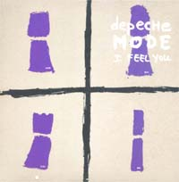 Depeche Mode I Feel You - GER SCD 577369