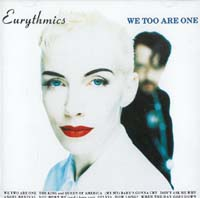Eurythmics We Too Are One CD 578648