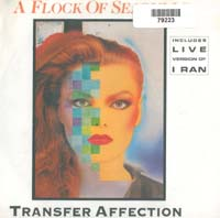 A Flock Of Seagulls Transfer Affection 7'' 579223