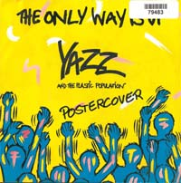 Yazz Only Way Is Up - Postercover 7'' 579483