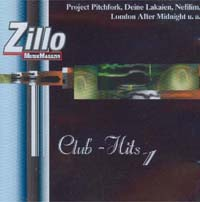 Various Artists / Sampler Zillo Club Hits Vol. 01 CD 583751