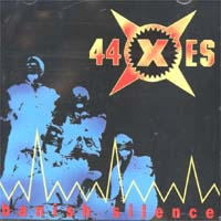 44XES Banish Silence CD 584444