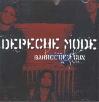 Depeche Mode Barrel Of A Gun - 2 MCD 584448