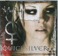 Crüxshadows Quicksilver MCD 585933