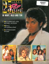Various Artists / Sampler 25 Jahre Pop 83 BUCH 586233